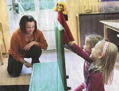 Modellprojekt frühkindliche Bildung
